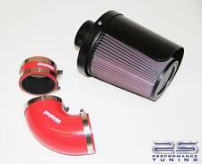 A medida que el rendimiento Ford Focus ST225 Kit de Inducción de un grupo con escudo de toma de aire