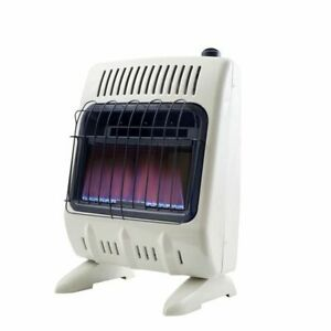 MR HEATER F299710 Mr. Heater 10000 BTU Vent-Free Propane Blue Flame Heater