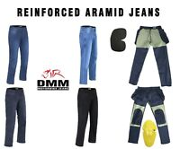 Men's Motorbike Jeans/Trousers Aramid Protection pants with armour protectors
