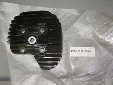 NOS Yamaha Cylinder Head 1975-1976 YZ80B YZ80 492-11111-00-R4