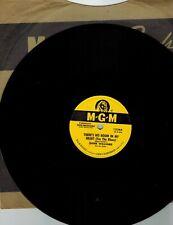 Hank Williams 78 rpm record'' I Wish I Had A Nickel'' M.G.M. Records''