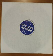 New listing Westwood One OFF THE RECORD w/Mary Turner 9/16 & 9/23/85 J Beck, Talking Heads