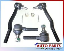 NEW TIE ROD KIT INNER OUTER TOYOTA PICKUP 4RUNNER  2WD  4WD 86-95 T100 93-98