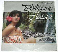 THE BEST OF PHILIPPINE CLASSICS LONDON PHILHARMONIC ORCHESTRA OPM SEALED LP