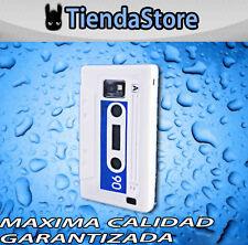 Funda Silicona compatible GALAXY S2 cassette tape cinta carcasa samsung i9100
