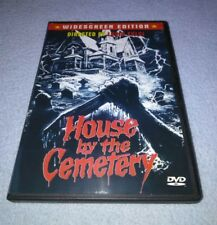 House by the Cemetery (DVD, WIDESCREEN)~DIRECTED BY LUCIO FULCI *RARE oop