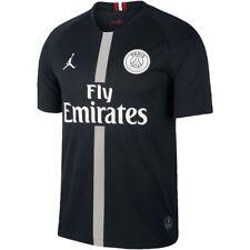 88c0edbca8696 Maillot de football noir taille XL
