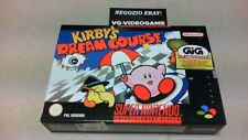 KIRBY'S DREAM COURSE !!!!!  NUOVO !!!  SUPER NINTENDO