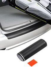 Ladekantenschutz-Folie Lack Schutz Kratzer Carbon für Toyota Verso ab 2009-
