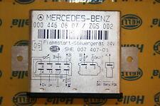 Hella 5HE 007 407-017 Flammstart Steuergerät 24 V Mercedes Benz 0004460607