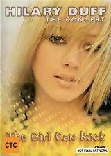 Hilary Duff - The Girl Can Rock (DVD, 2004)