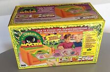 Vintage Original Creepy Crawlers Workshop# La Fabbrica Dei Mostri#NIB