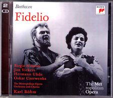 Beethoven: Fidelio Birgit Nilsson Jon Vickers Laurel Hurley Karl Böhm 2cd Bohm
