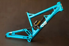 Bilt Eight Downhill frame Sm/Med. Blue.