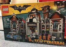 LEGO Batman Movie Arkham Asylum 70912 BRAND NEW SEALED