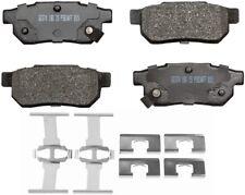 ProSolution Ceramic Brake Pads fits 1988-2000 Honda Civic Civic del Sol Prelude