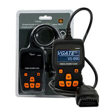 2017 NEW Vgate VS890S Auto Car Code Reader OBD2 OBDII DTC Diagnostic Tool EOBD