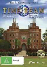 Time Team - Earl's Colne Priory & Other Digs (Series 19) NEW R4 DVD