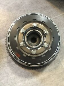 harley clutch hub shell basket plates 06+ touring dyna softail lowrider Flhx Flh