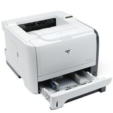 HP LaserJet P2055DN Laser Printer, only  test pages printed ever- 6mo. Warranty