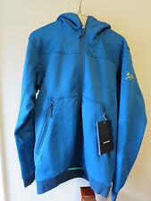 Mens New Arcteryx  Straibo Hoody Jacket Size Small Color Thalo Blue