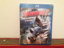 Sharknado 2: The Second One (Blu-ray Disc, 2014) NEW SEALED