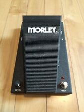 Morley wah bass effects pedal in great condition