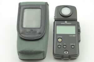 【MINT IN Case】 Konica Minolta Color Meter III F w/ case from JAPAN #0742