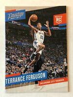 Terrance Ferguson rookie card 2017-18 Panini Prestige #171 Oklahoma City Thunder
