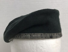 Vintage 1960s Salty Rifle Green Beret size 7? Sof Special Forces Vietnam War
