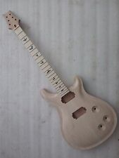 Unfinished Strong Guitar Body and neck Replacement PRS style parts