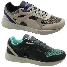 Puma R698 Ignite Select Womens Trainers Running Shoes Sand Black 360902 U72