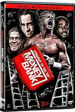 NEW 3DVD -  WWE 2013 - Straight to the Top - The Money in the Bank Ladder Match