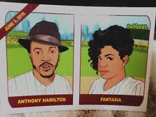 Anthony Hamilton / Fantasia 2016 Concert Card