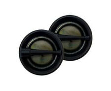 NEW (2) Soft Dome Tweeters.Car Audio High Tweeters.Surface Flush Mount.PAIR.4ohm
