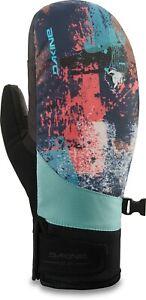 Dakine Electra Donna Snowboard/Sci Guanti Medio Dropcloth Nuovo Campione