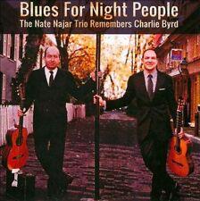 Nate Najar - Blues For Night People [CD]
