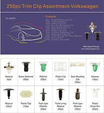 255 pz VOLKSWAGEN VW AUTO Rivestim assortimento Vassoio Box Set