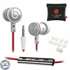 Genuine Beats by Dr Dre UrBeats In Ear Headphones Earphone White/Red - Headset