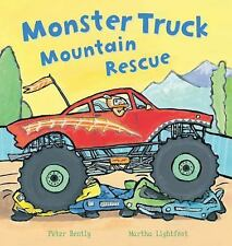 Monster Truck Mountain Rescue (Busy Wheels), Bently, Peter