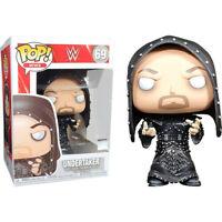 """WWE WWE Undertaker Hooded """"The Deadman"""" Funko Pop! Wrestlemania Vinyl Figure"""