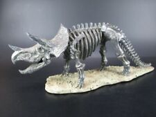 Dinosaurier Triceratops Skelett Figur 40cm Tier Dekofigur,Juliana Kollektion,Neu