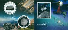 Meteorites Space Asteroids Minerals MNH stamp set
