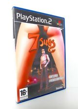 7 SINS Sony Playstation 2 PS2 FR