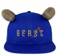 Disney Beauty and the Beast Horn Adult Baseball Hat