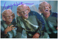 Tracey Walter - Star Treck - hand signed Autograph Autogramm