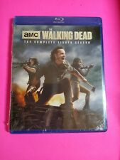 The Walking Dead: The Complete Eighth Season (Blu-ray Disc, 2018) No/slipcover