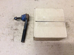 NEW NAPA ES3529 Steering Tie Rod End Outer