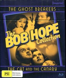 The Bob Hope Collection 16 17 Blu-ray NEW Ghost Breakers The Cat And The Canary