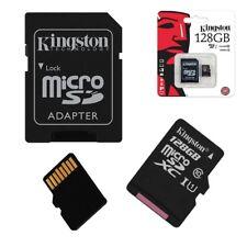 Tarjeta de memoria micro SD 128 GB clase 10 para Samsung Galaxy S7 Edge